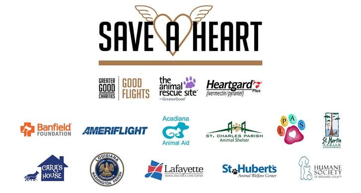 Greater Good Charities' Good Flights program partners