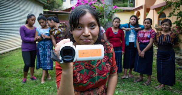 WATCH: Girls' Voices Climate Action Contest Submissions