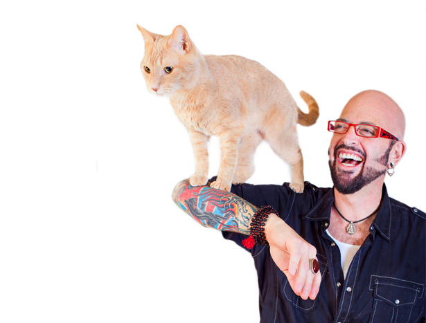 Jackson Galaxy Project Joins Forces with Greater Good Charities to Change the Lives of Animals and People