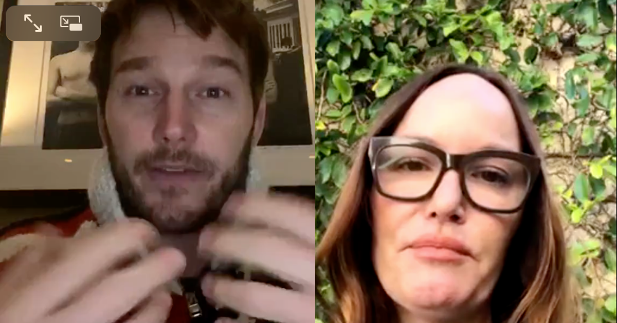Chris Pratt and Greater Good Charities CEO Discuss Food Insecurity and COVID-19