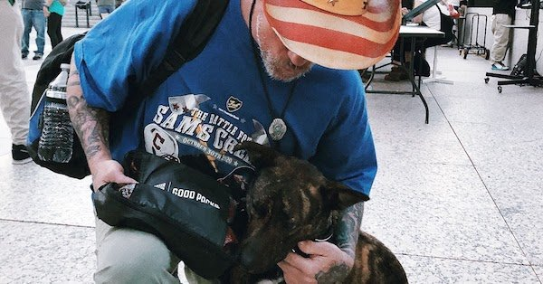 Thanks To You: 10,000 Good Packs Distributed to Homeless People and Their Pets