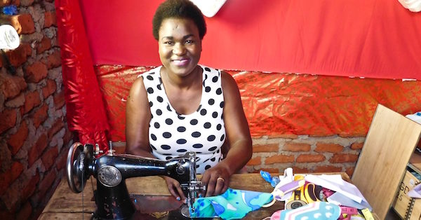 Periods No Longer Full Stops For Girls in Malawi