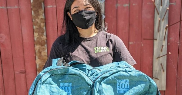 Good Packs Bring Dignity to Unsheltered in San Diego